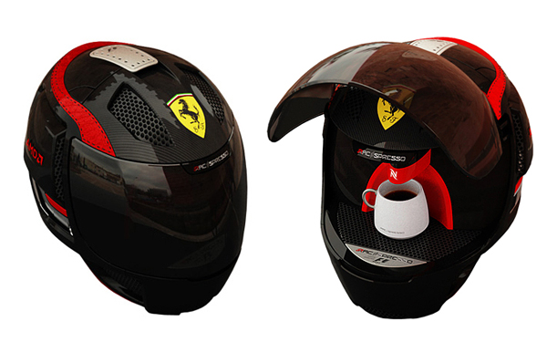 Coffee Machines From Ferrari And Others Spicytec