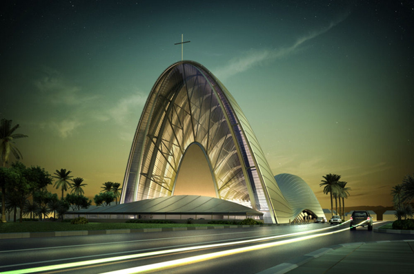 Catholic Church of the Transfiguration [Lagos, Nigeria]