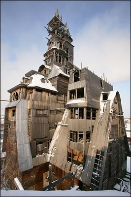 Strange weird, crazy and creative houses ever Seen