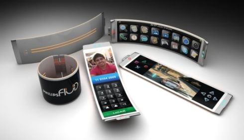 Flexible OLED phone Seen On www.coolpicturegallery.us