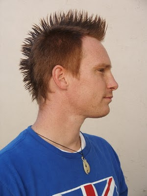 mens shaved hairstyles. Cool Mohawk Hairstyles For Men