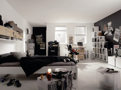 Home Interior Bedroom Furniture Design