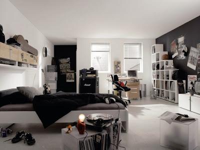 Home Interior Bedroom Furniture Design