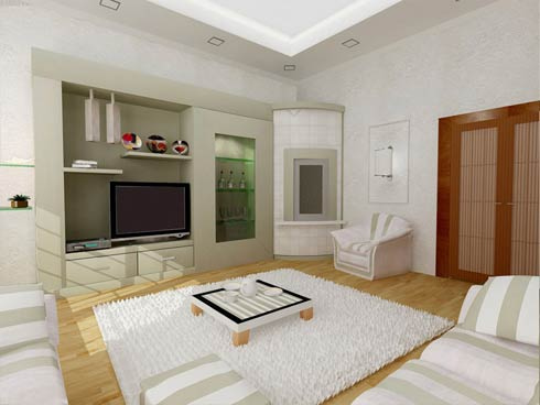 Home Design: Small Home Interior Designs 04
