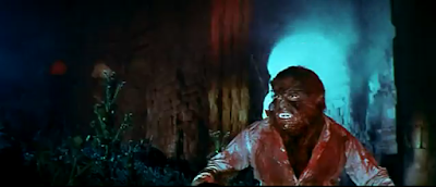 Paul Naschy in The Mark of the Wolfman (aka Frankenstein's Blood Terror)