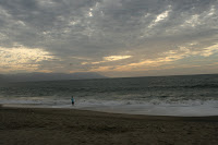 Puerto Vallarta Sunset Clouds