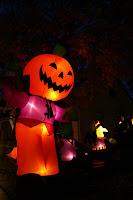 Halloween Paradise Jack-o-Lantern