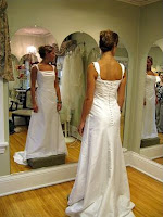 Sarah's Wedding Dress