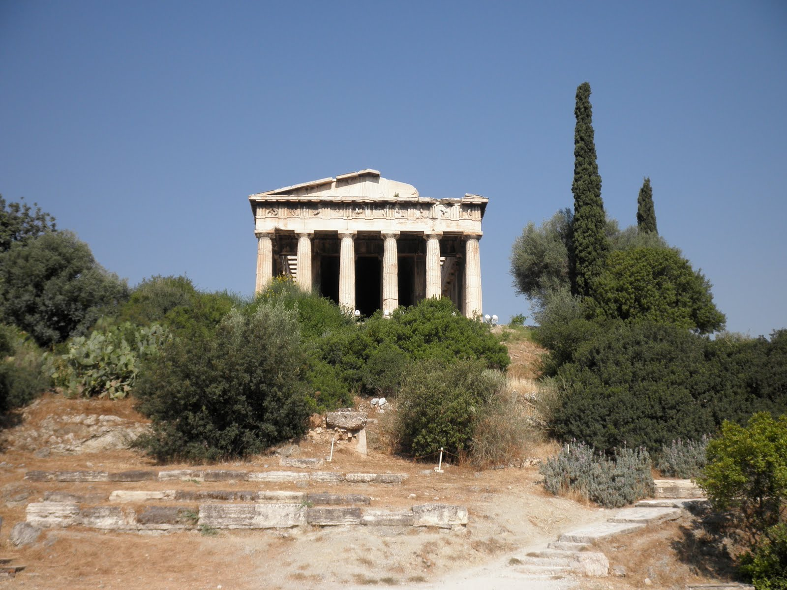 modern examples of greek architecture