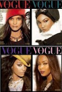 Italian Vogue: Black Issue