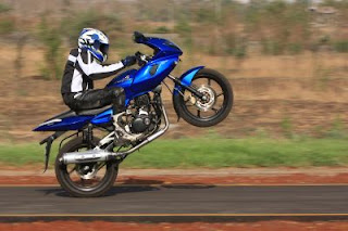 bajaj pulsar 220 modified