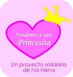 Ayudemos a una princesita