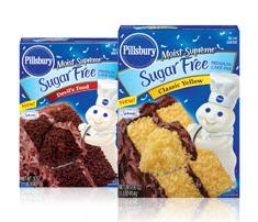 Pillsbury Sugar Free Cake Mix Reviews