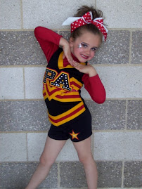 My Cheer Girl!