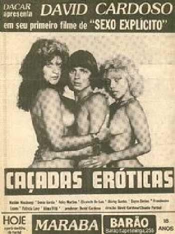 Cacadas eroticas sem cortes filme completo vintage brasil 8