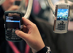 Hacker intai Pemakai Blackberry