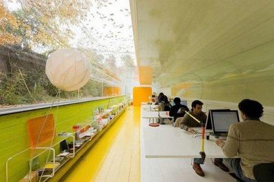 Suasana Kantor Yang Unik [ www.BlogApaAja.com ]