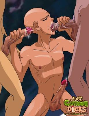 Dragon Ball Z Gay Hentai Photos