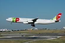 AIRBUS A-340 CS-TOA
