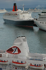 Cruise ships in Funchal