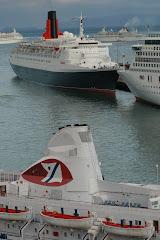Cruise ships in Funchal