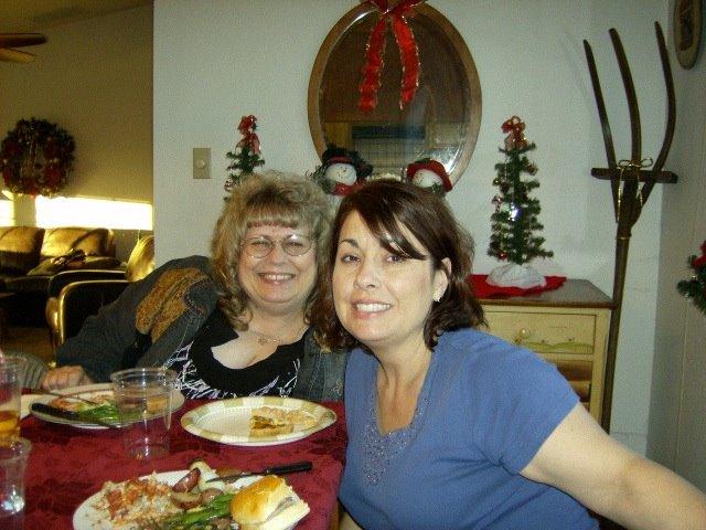 Mom & Annette