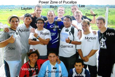 The Power Zone of Pucallpa!