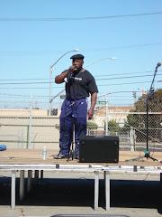 Jimmie Wilson Performing