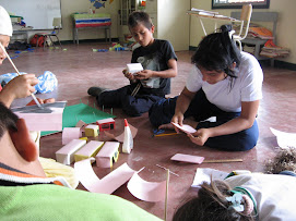 Trabajando En El Aula De la Sede Rural Floragaita