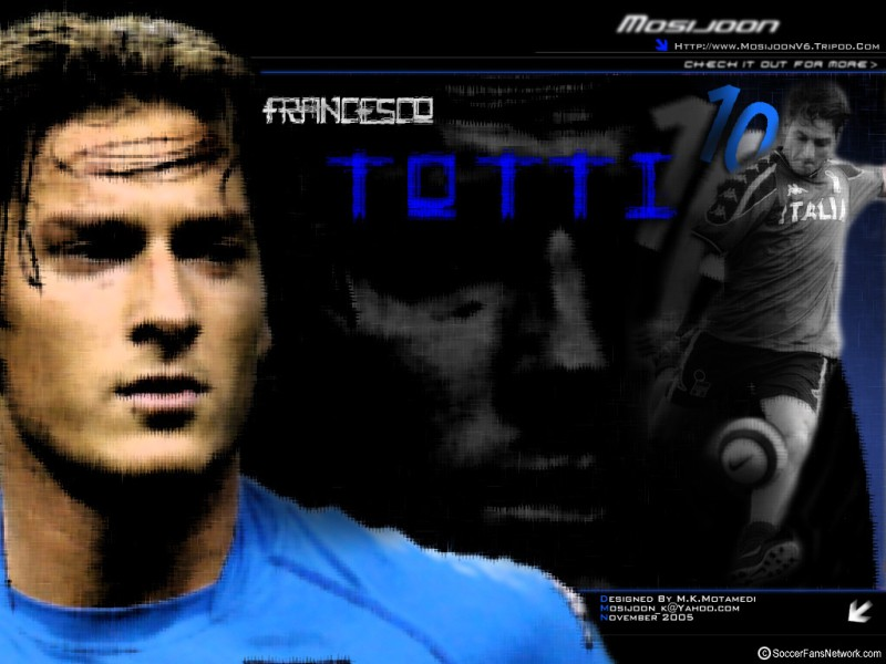 Totti - Images Actress