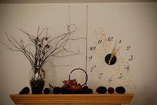 The Wonder Years Fall Decorating For Free