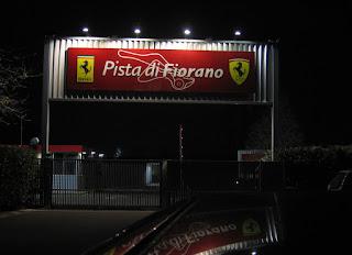 Frío, más frío, más frío aún y... Ferrari