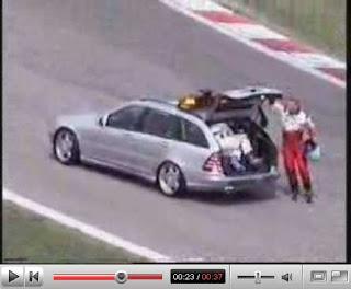 El papa, la mama, los churumbeles, los yayos... y Ralf Schumacher