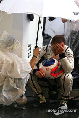 Rubens Barrichello GP Malasia 2009