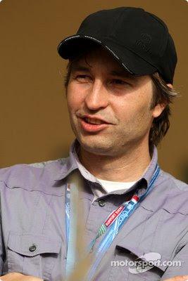 Heinz-Harald Frentzen Bahrein 2009