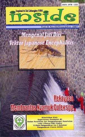 Nyamuk, Lingkungan dan Perilaku Kita