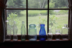 Old Bottles and Jars