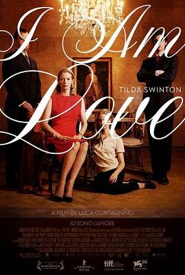 Filme Poster Eu Sou o Amor DVDRip RMVB Legendado
