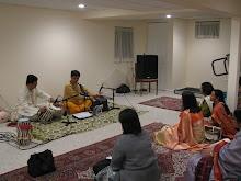 Shari Raghuram s House concert