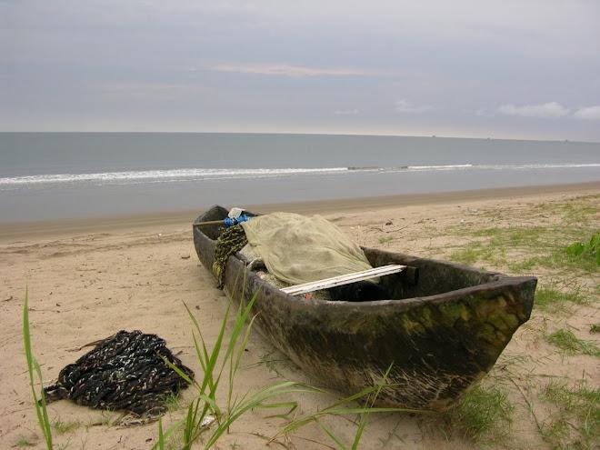 GUINEA ECUATORIAL CRIME FREE AND NATURE AT FOOTSTEP!