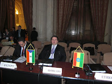 PROF. E.CALIGIURI. World Prosecutor Submmit at Bucharest