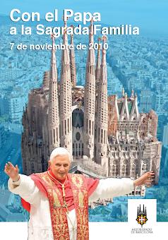 Con el Papa a la Sagrada Familia