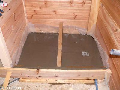 Blog antiguo 5 fase de la obra 2 quincena de noviembre - Como hacer plato de ducha de obra ...