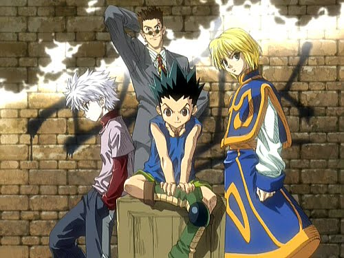 hunter x hunter wallpaper. Hunter X Hunter Wallpaper
