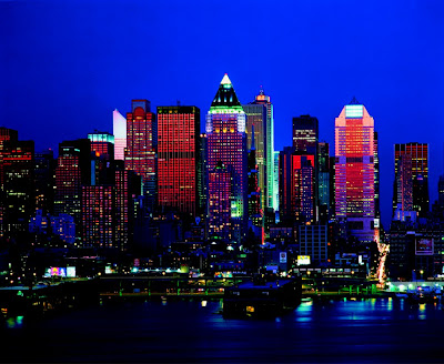 new york city skyline. new york city skyline at
