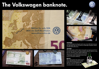 VW Bank Note