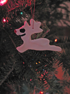 My First Year With Own Christmas Tree In An Apartment Gorham Maine I Made Ornaments From Cornstarch Dough Had Very Little Money That
