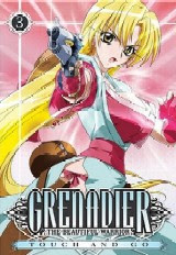 Grenadier Volume 3 - Touch and Go