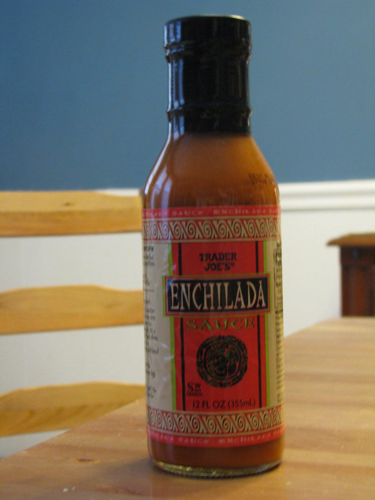 What 39 s good at trader joe 39 s trader joe 39 s enchilada sauce for Trader joe s fish sauce