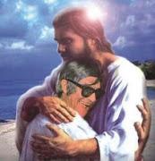 Jesus recebe Chico Xavier após seu desencarne